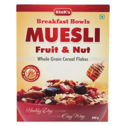Breakfast Cereal Muesli Fruit & Nut  250 gms 2
