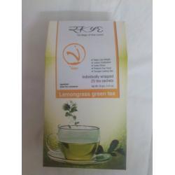 Lemongrass Green Tea 25 Nos