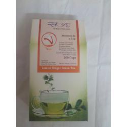 Lemon Ginger Green Tea (200 Cups)