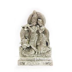 Brass Material Radha Krishana
