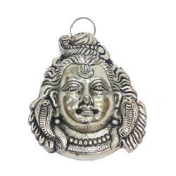 Brass Material Hanging Shankar Face