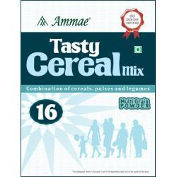 Ammae Tasty Cereal Mix (16 Multigrain Porridge Powder), 200g 1