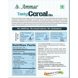 Ammae Tasty Cereal Mix (16 Multigrain Porridge Powder), 200g 2