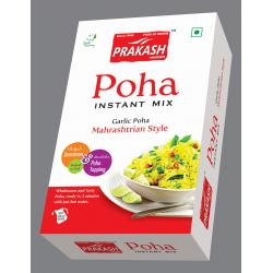 Instant Poha Garlic Mix