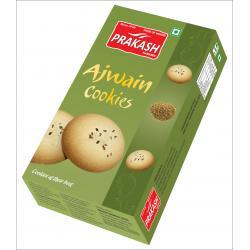 Mini Ajwain Cookies