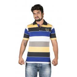 Multicolour Polo T-Shirt