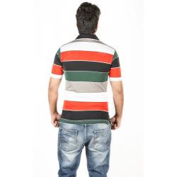 Multicolor Polo T-Shirt 2