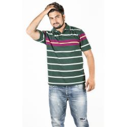 Green Polo T-Shirt 2