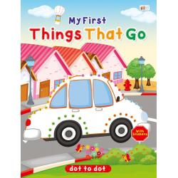 DOT TO DOT BOOKS 1