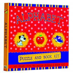 PUZZLE & BOOK KIT