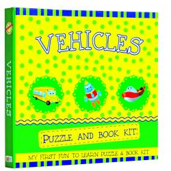 PUZZLE & BOOK KIT 1