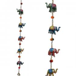 Handcrafted Rajasthani Elephant Door Hanging