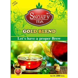 Snoafy Tea Gold Blend 250 Gram Pack