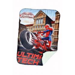 Spider Man Disney Sherpa Baby blanket 30 X 40
