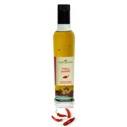 Extra Virgin Oil with Chilli