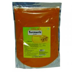 Turmeric Powder - 1 kg powder Herbal Hills