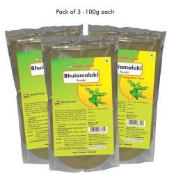 Bhuiamlaki Powder - 100 gms powder Herbal Hills