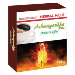 Ashwagandha herbal Coffee - 100 gms Herbal Hills