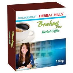 Brahmi Herbal Coffee - 100 gms Herbal Hills