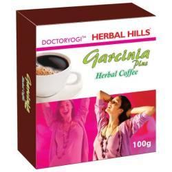 Garcinia Herbal Coffee - 100 gms Herbal Hills
