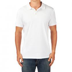 Mens White Polo T-shirt Blog