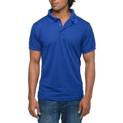 Mens Ink Blue Polo T-shirt