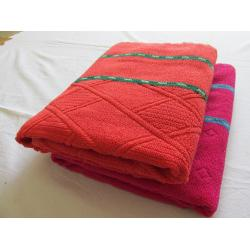 SOLID BARCALI BATH TOWEL 2