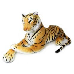 Sitting Tiger - 45 cm