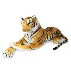 Sitting Tiger - 40 cm