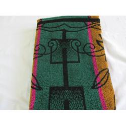 SHINE ACRAYLIC BATH TOWEL 1