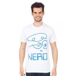 Planet Superheroes - Dexter - The Nerd White T-Shirt