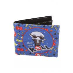Planet Superheroes - Stewie The High Roller Canvas Wallet