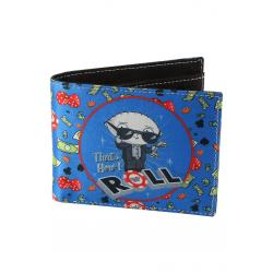 Planet Superheroes - Stewie The High Roller Satin Wallet