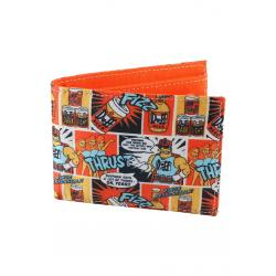 Planet Superheroes - The Duff Man Satin Wallet