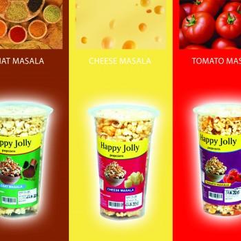 Flavoured Popcorn 2