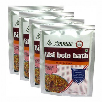 Ammae Bisibelebath with Oats & Millet, 100g  2