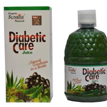 Organic Diabetic Care Juice