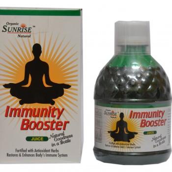 Organic Immunity Booster Juice 3