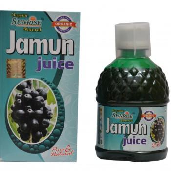 Organic Jamun Juice 1