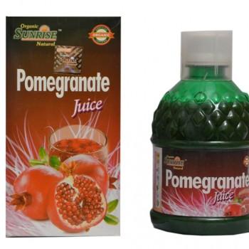 Organic Pomegranate Juice 1