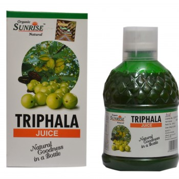 Organic Triphala Juice 1