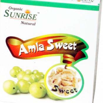 Organic Amla Fruit Sweet