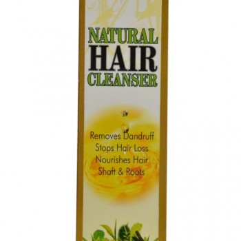 Natural Hair Cleanser 2