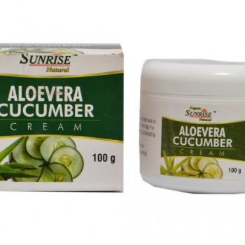 Organic Aloevera Cucumber Cream 1