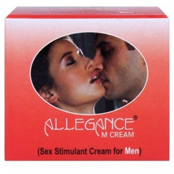 Allegance M Sex Stimulant and Libido Enhancer cream for Male
