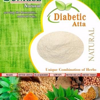 Organic Diabetic Atta