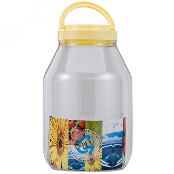 G-PET Round Container 6000 ml