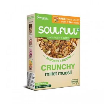 Soulfull Crunchy Millet Muesli