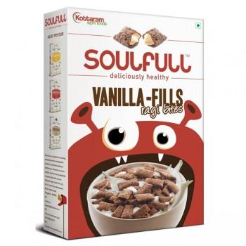 Soulfull Vanilla Fills - Ragi Bites Large