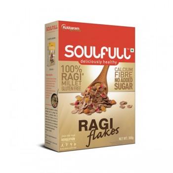 Soulfull Ragi Flakes- Original 300gm